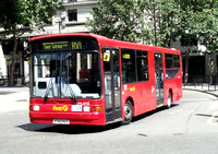 Route RV1, First London, DML41742, X742HLF, Aldwych