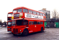 Route 36B, London Transport, RM2189, CUV189C