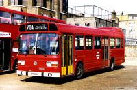 Route 70A, London Transport, LS350, AYR350T, Waterloo