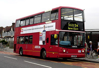 Route 34, Arriva London, DLA368, LJ03MWK, Arnos Grove