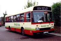 Route 227, Kentish Bus 435, YPL439T, Bromley