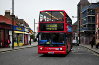 Route 330, Stagecoach London 17496, LX51FMV