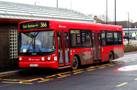 Route 366, East London ELBG 34259, Y259FJN, Beckton