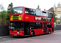 Route 58, First London, TNL33011, LK51UZJ, Walthamstow