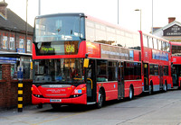 Route 696, London United RATP, SP25, YN08DHL, Hounslow