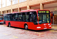 Route X26, Metrobus 505, BU53AXA, Kingston