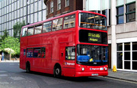 Route 115, Stagecoach London 17535, LY02OAA, Aldgate