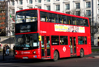 Route 159, Arriva London, DLA243, X443FGP, Marble Arch
