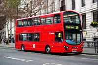 Route 29, Arriva London, DW482, LJ61CCN, Trafalgar Square