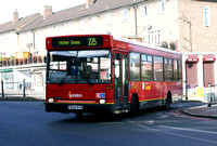 Route 225, London Central, LDP4, P504RYM, New Cross