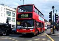 Route 270, London General, PVL117, W517WGH, Tooting