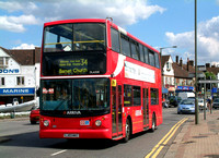 Route 34, Arriva London, DLA358, LJ03MKC