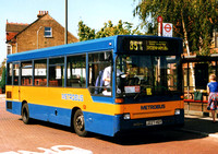 Route 351: Lower Sydenham - Bromley North [Withdrawn]