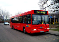 Route 620: Biggin Hill Valley - Charles Darwin School [Withdrawn]