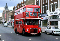 Route 104, London Transport, RM565, WLT565, Holloway Road
