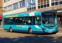 Route 101, Arriva The Shires 3886, KX11PUU