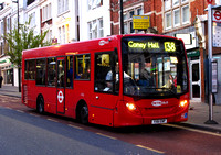 Route 138, Metrobus 173, YX61ENP, Bromley South