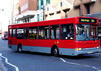 Route H14, London Sovereign, SDP535, V535JBH, Harrow