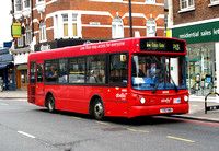 Route P13, Abellio London 8008, Y118HWB, Streatham