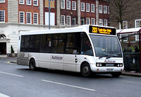 Route 283, Autocar, GP55DEC, Tunbridge Wells