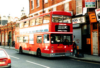 Route W2, Leaside Buses, M1221, B221WUL, Stroud Green