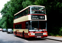 Route 161, Kentish Bus 561, L561YCU, Chislehurst