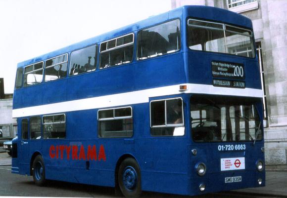 London Bus Routes: Route 200: Mitcham - Raynes Park &emdash; Route 200, Cityrama, DM935, SMU935N