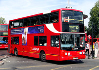 Route 20, Arriva London, DLA58, S258JUA, Walthamstow