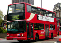 Route 59, Arriva London, DLA159, V359DGT, Waterloo