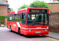 Route 192, Arriva London, DRL209, N709GUM, Enfield
