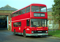 Route 263, London Northern, S30, J230XKY, Potters Bar