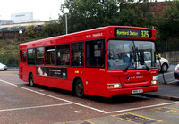 Route 375, Blue Triangle, DP209, SN56AYD, Romford
