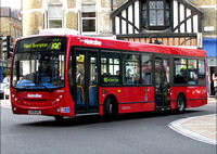 Route 190, Metroline, DE998, LK09ENL, Richmond