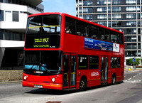 Route 197, Arriva London, DLA182, W382VGJ, Croydon