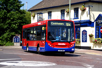 Route 384, Metroline, DES794, LK07BDX, New Barnet