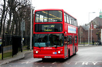 Route 20, Arriva London, DLA354, LJ03MLK, Walthamstow