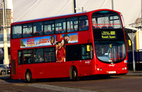 Route 188, Abellio London 9003, BX54DHL, North Greenwich