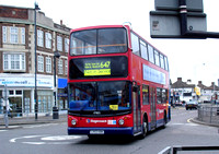 Route 647, Stagecoach London 17987, LX53KBN, Romford