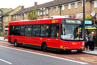 Route 225, Go Ahead London, DWL37, FJ54ZDC, New Cross