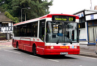 Route R9, First Centrewest, DML41379, W379VLN, Orpington