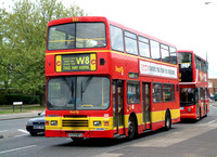 Route W8, First London 223, P223MPU