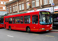 Route 255, Arriva London, DWL11, LJ51DDU, Streatham