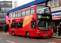 Route EL1, Go Ahead London, WVL339, LX59DDY, Barking