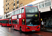 Route 120, London United RATP, ADE14, YX12FNV, Hounslow