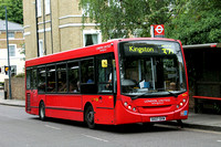 Route 371, London United RATP, DE71, SK07DXW, Richmond