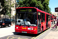 Route D8, First London, DM41690, X501JLO, Stratford