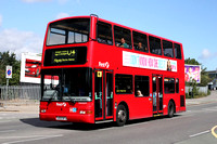 Route U4, First London, TN33331, LK03UFJ