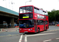 Route 541, Stagecoach London 17424, LX51FJV, Canning Town