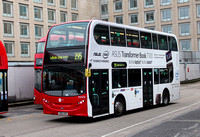 Route 295, Tower Transit, DN33776, SN12AVR, Hammersmith