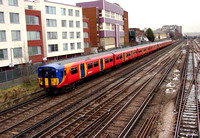 South West Trains, 455905, Wimbledon